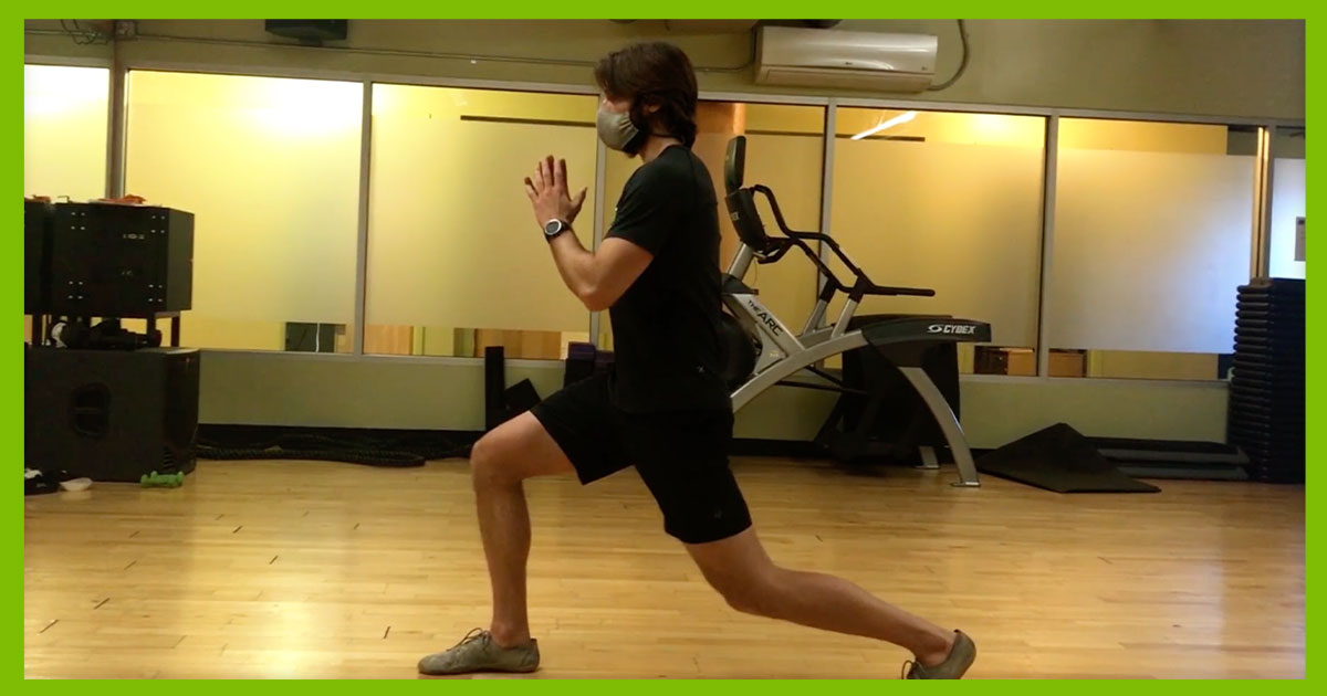 Our trainer, Will Goodwin, of LoHi Athletic Club in Denver, Colorado gives tips to improve hip flexibility.
