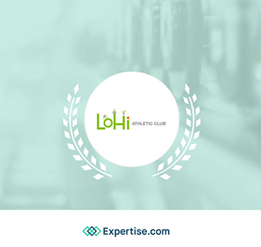 LoHi Athletic Club, in Denver Colorado, was included in the Expertise.com 2021 top 30 Denver gyms.